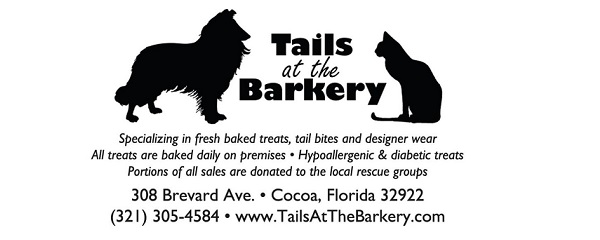 Tails at the Barkery